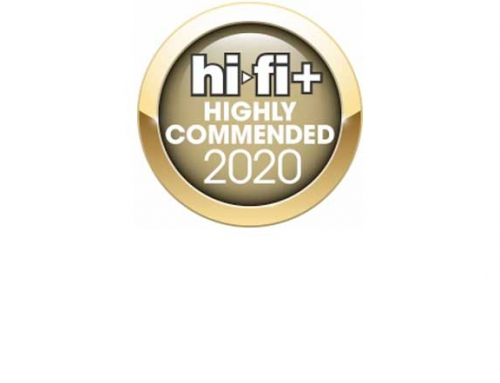 HiFi+ AWARDS 2020 INTERCONNECT CABLE OF THE YEAR GUTWIRE CONSUMMATE